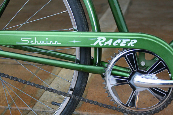 Lubricating the chain - Tips For Driving And Maintaining a Bicycle
