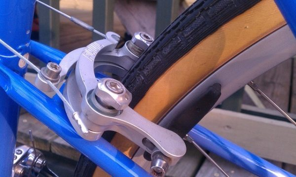 Your Fears of Braking in Front with a look at the brake pads