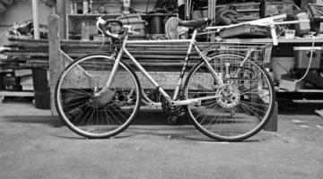 Bike Parts In Your Garage