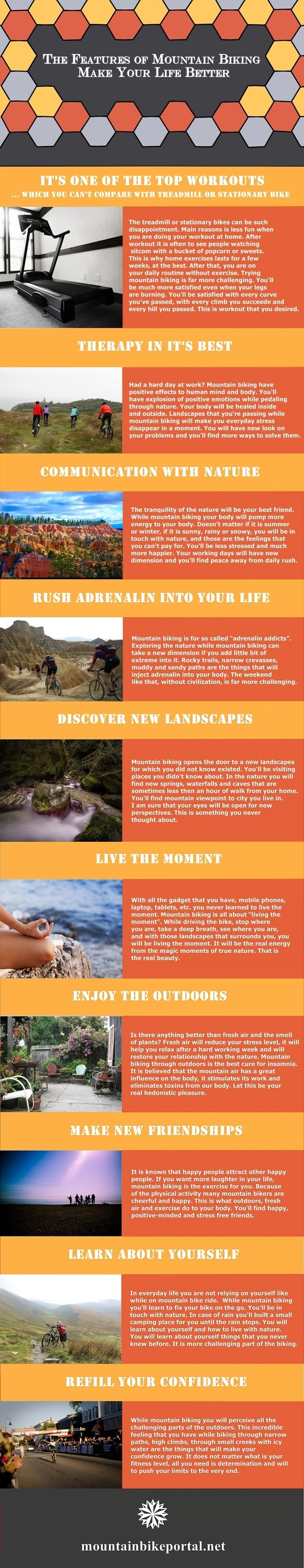 The Features of Mountain Biking Make Your Life Better best mountain bike
