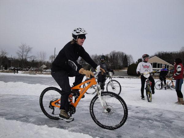 boost immunity with biking