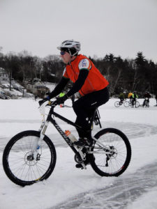Conquering the Cold By Pedalling your Two-Wheeled Buddy