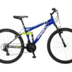 26″ Wheel Mongoose Ledge 2.1 Men's Mountain Bike Review