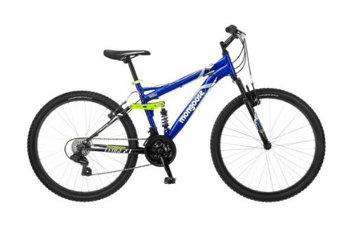 26 inch Wheel Mongoose Ledge 2.1 Men's Mountain Bike Review