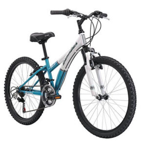 Diamondback Bicycles Tess 24 Complete Hard Tail Mountain Bike
