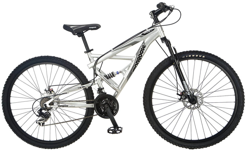 Mongoose Impasse Dual Full Suspension Bicycle Review