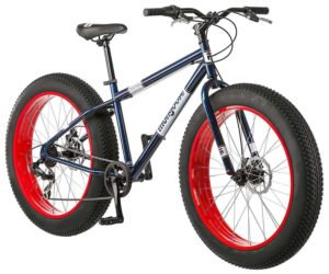 Mongoose Mens Dolomite Fat Boys Tire Cruiser Bike