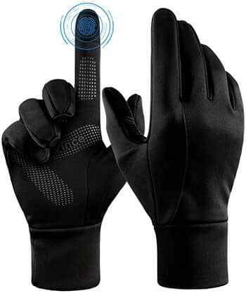 Fanvince Winter Gloves Touch Screen Water Resistant Thermal Glove